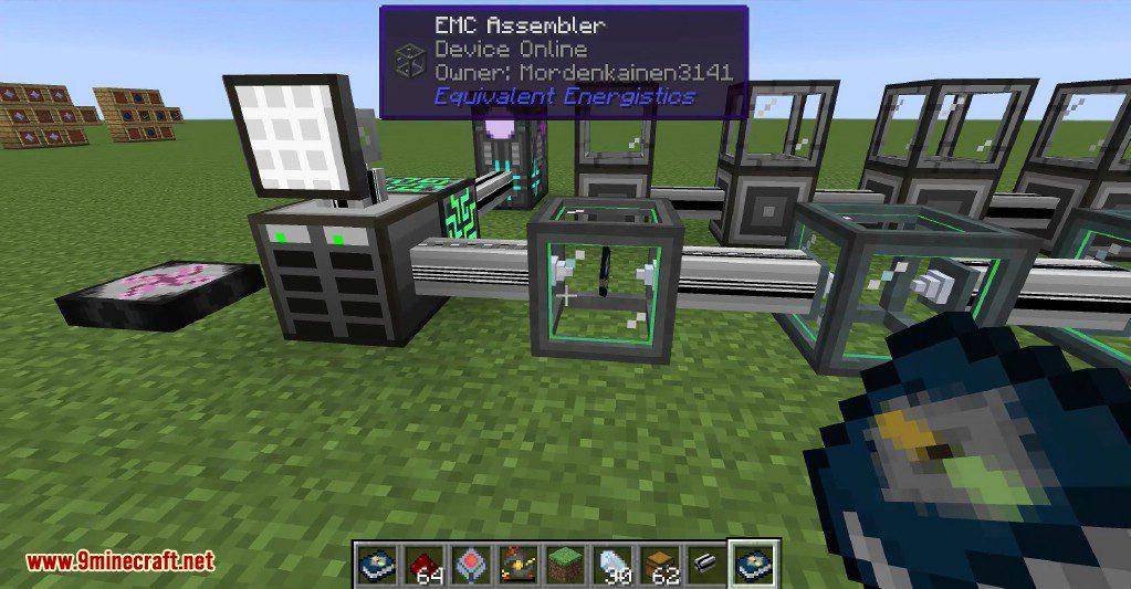 Equivalent Energistics Mod Screenshots 9