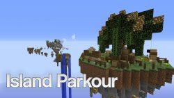 Island Parkour Map Thumbnail