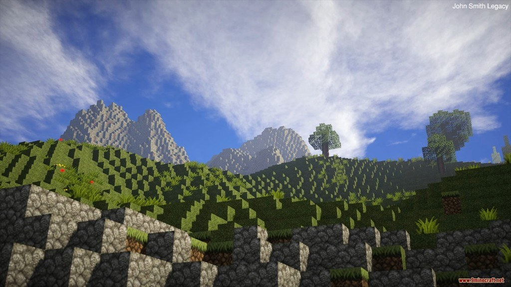 John Smith Legacy Resource Pack 1 14 4/1 13 2 - 9Minecraft Net