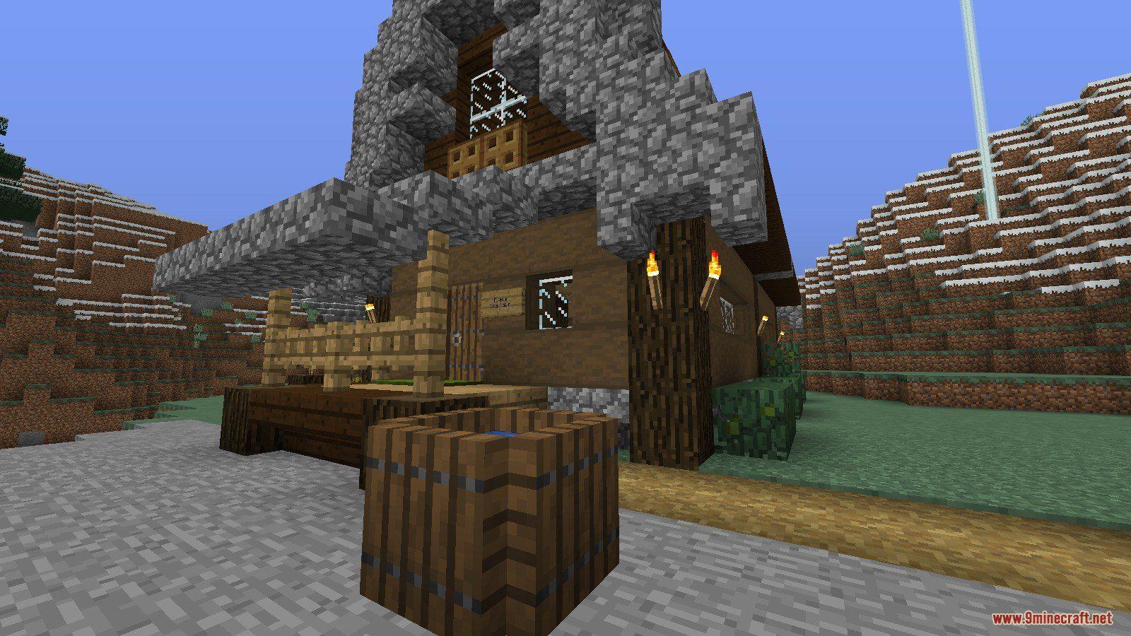Log Cabin Map Screenshots (1)