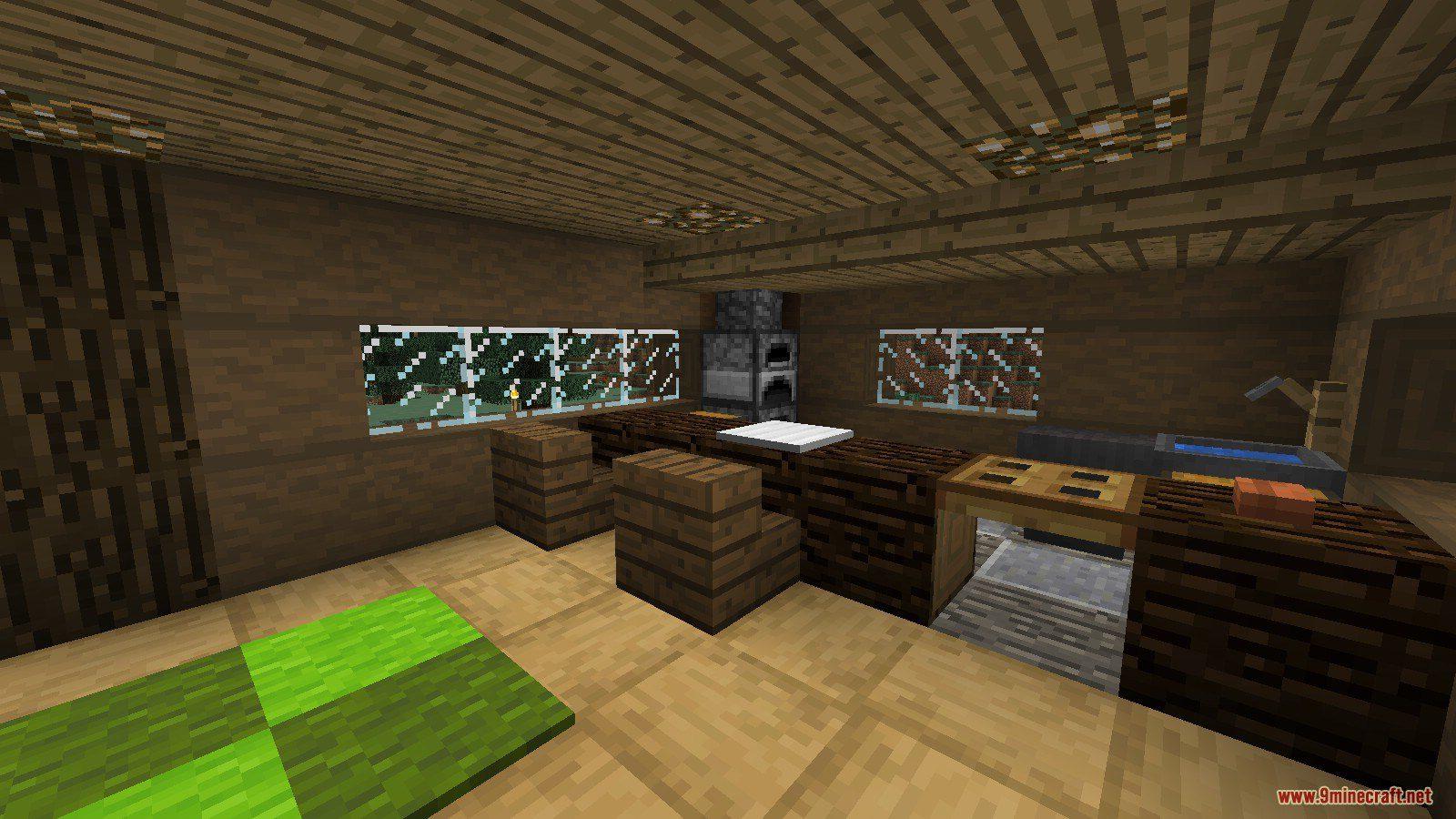 Log Cabin Map Screenshots (3)