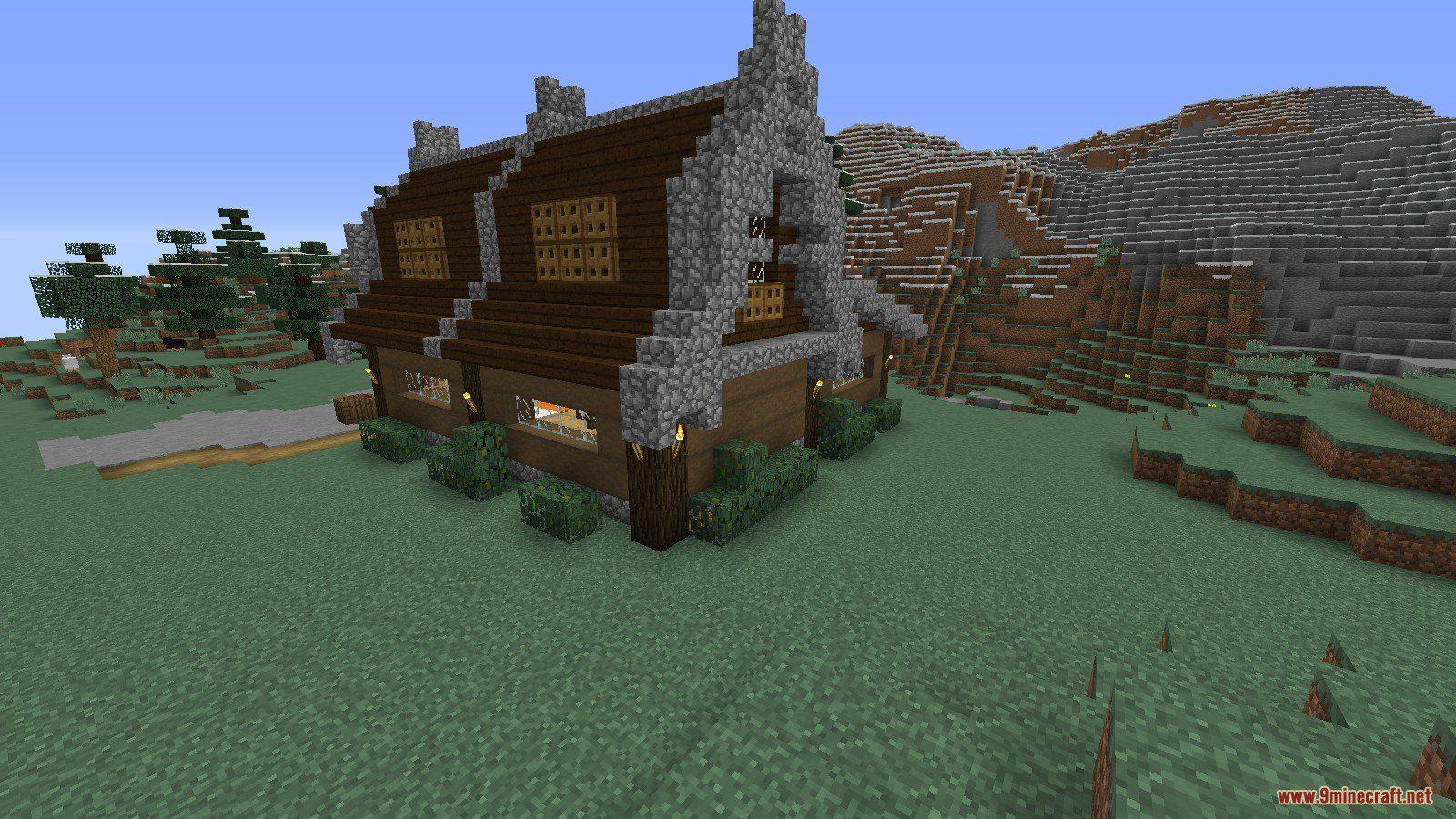 Log Cabin Map Screenshots (7)