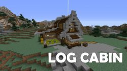Log Cabin Map Thumbnail