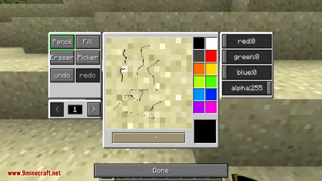 MC Paint Mod Screenshots 8