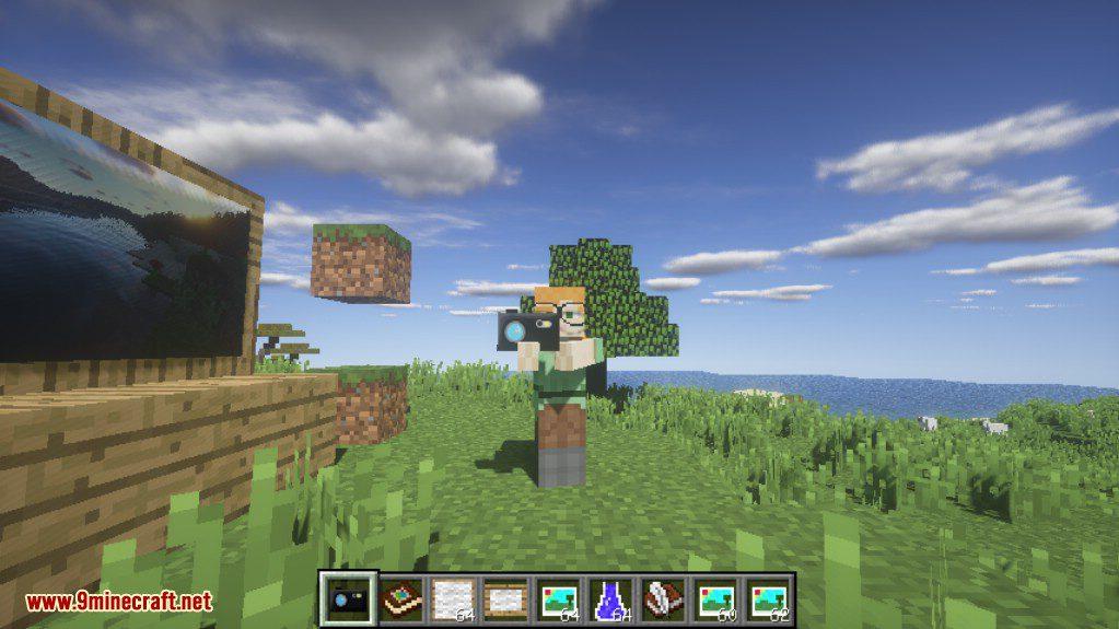 Mine Camera Mod Screenshots 1