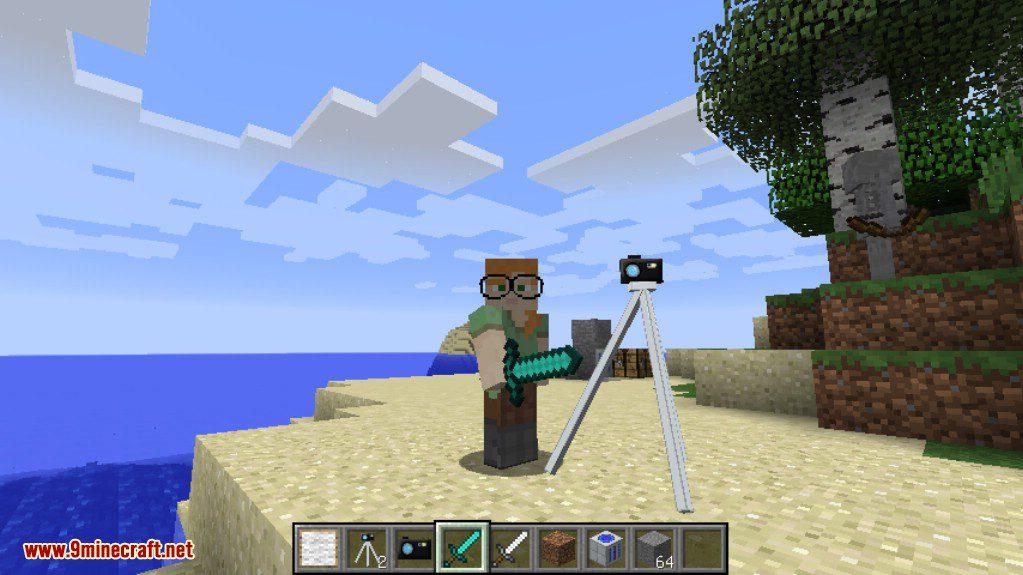 Mine Camera Mod Screenshots 2