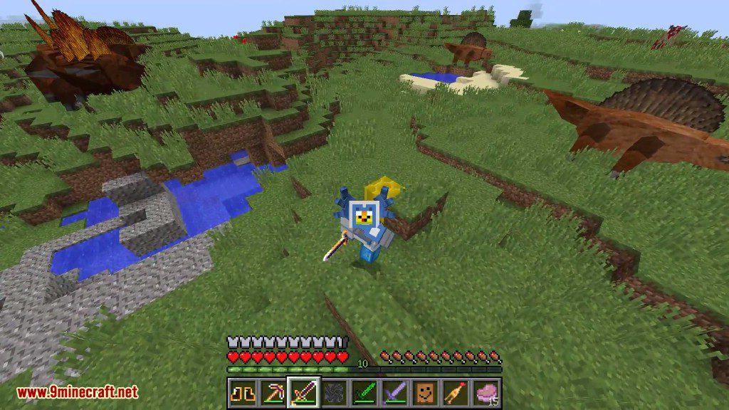 Monsters Lucky Block Mod Screenshots 21