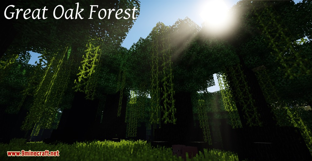 Oh The Biomes You'll Go Mod Screenshots 24
