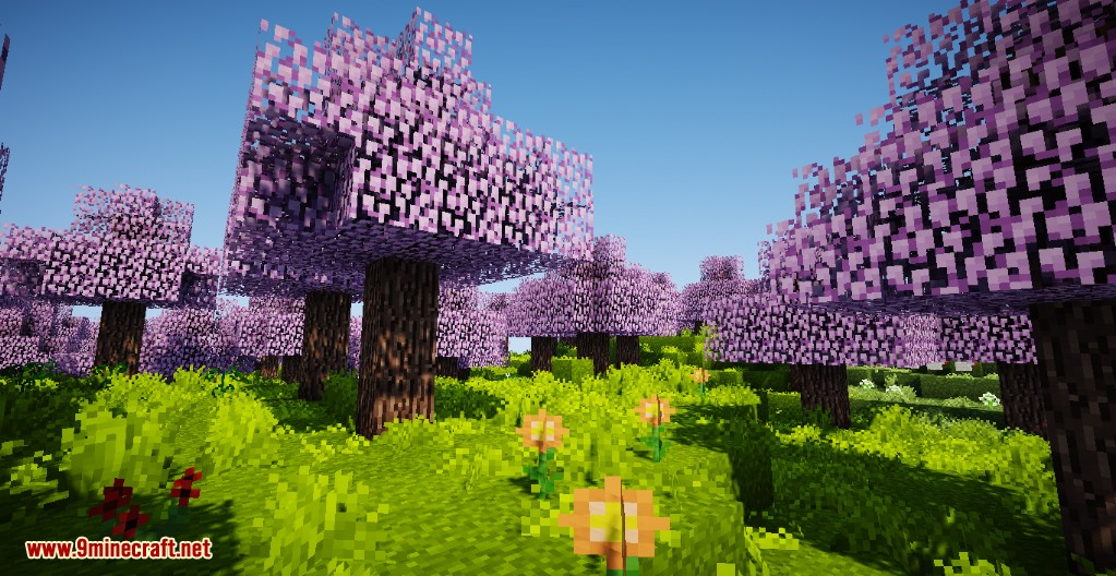 Oh The Biomes You'll Go Mod Screenshots 11