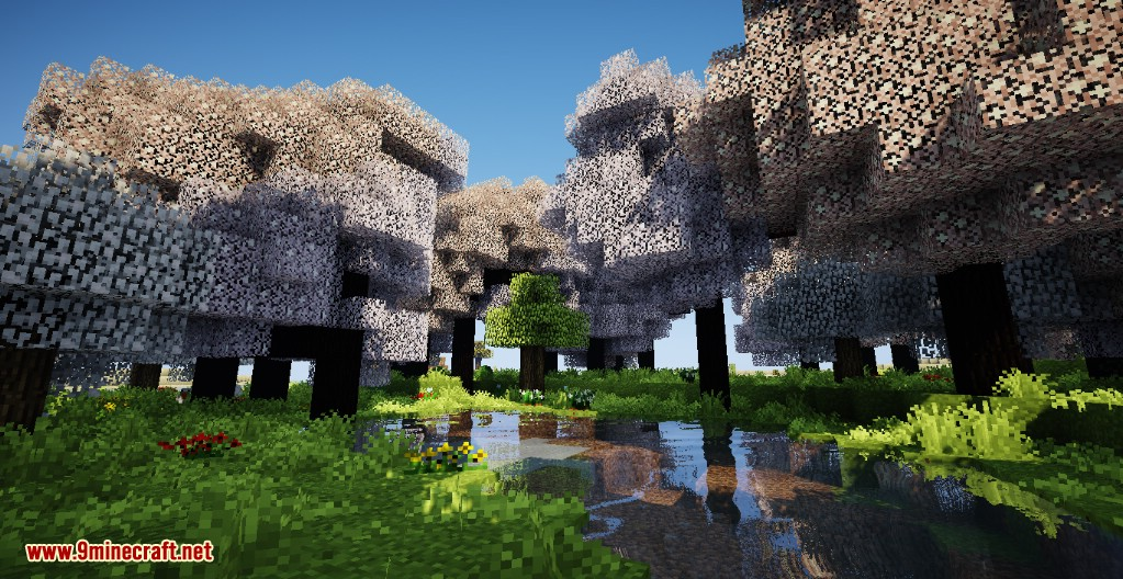 Oh The Biomes You'll Go Mod Screenshots 2