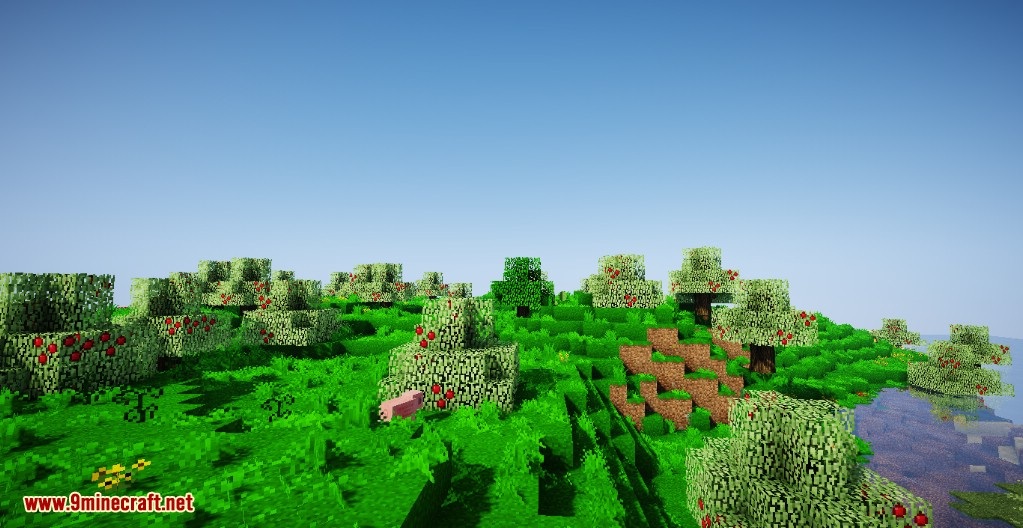 Oh The Biomes You'll Go Mod Screenshots 6
