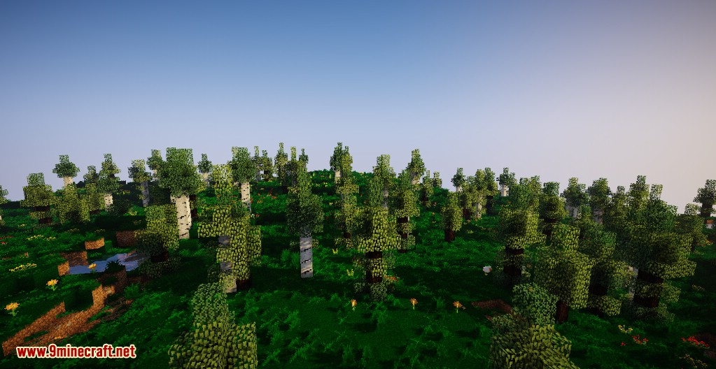 Oh The Biomes You'll Go Mod Screenshots 7