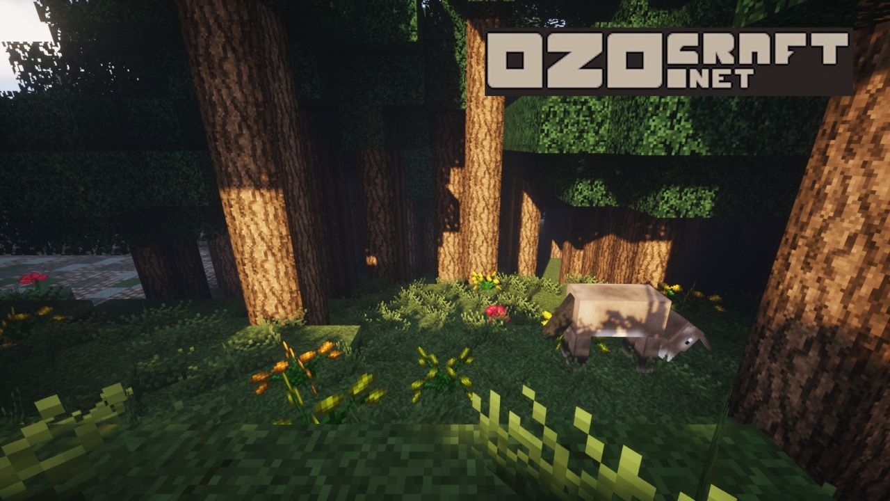 OzoCraft Resource Pack