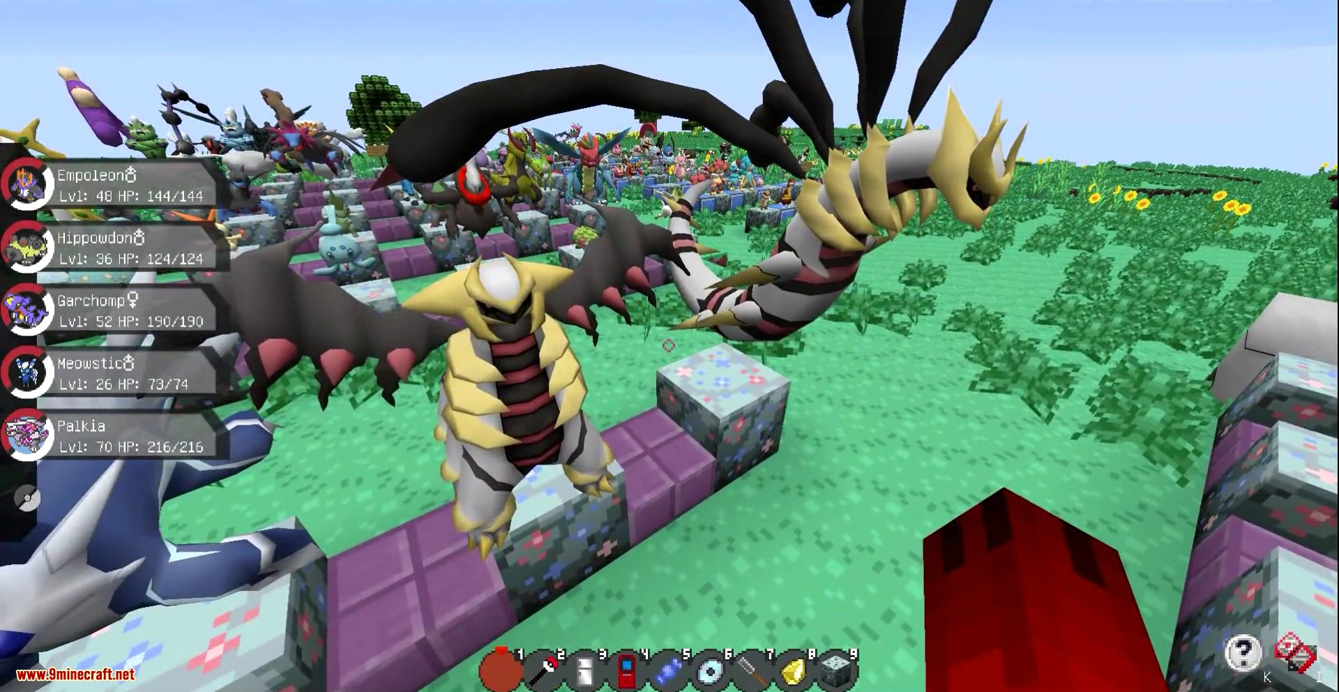 Pixelmon Mod Screenshots New 10