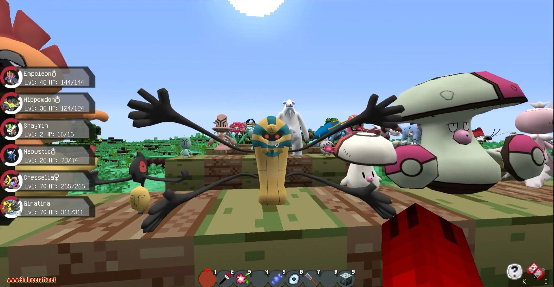 Pixelmon Mod Screenshots New 18
