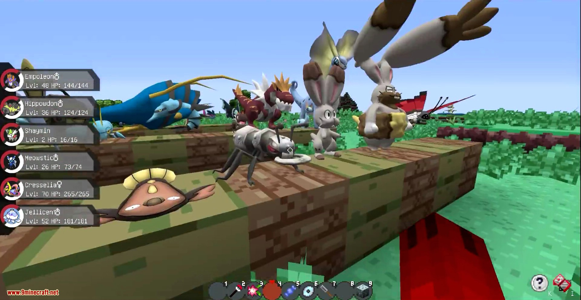 Pixelmon Mod Screenshots New 23