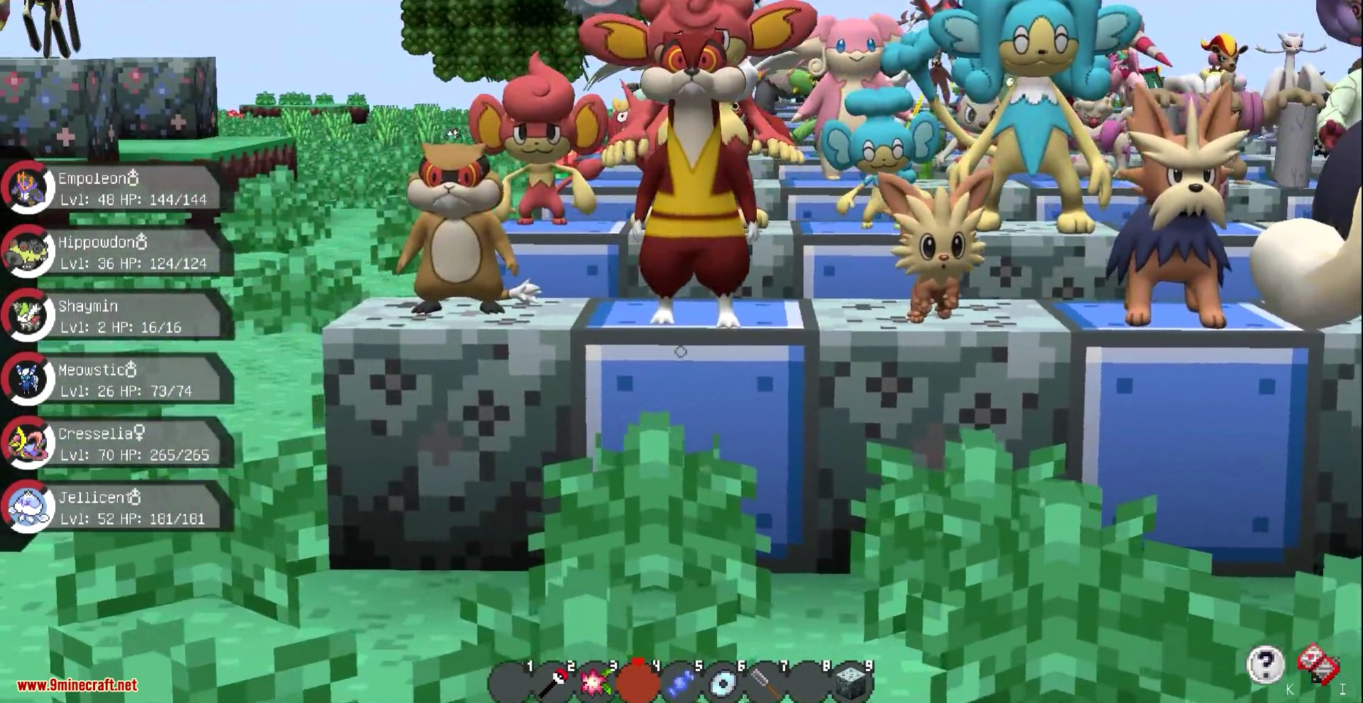 Pixelmon Mod Screenshots New 24