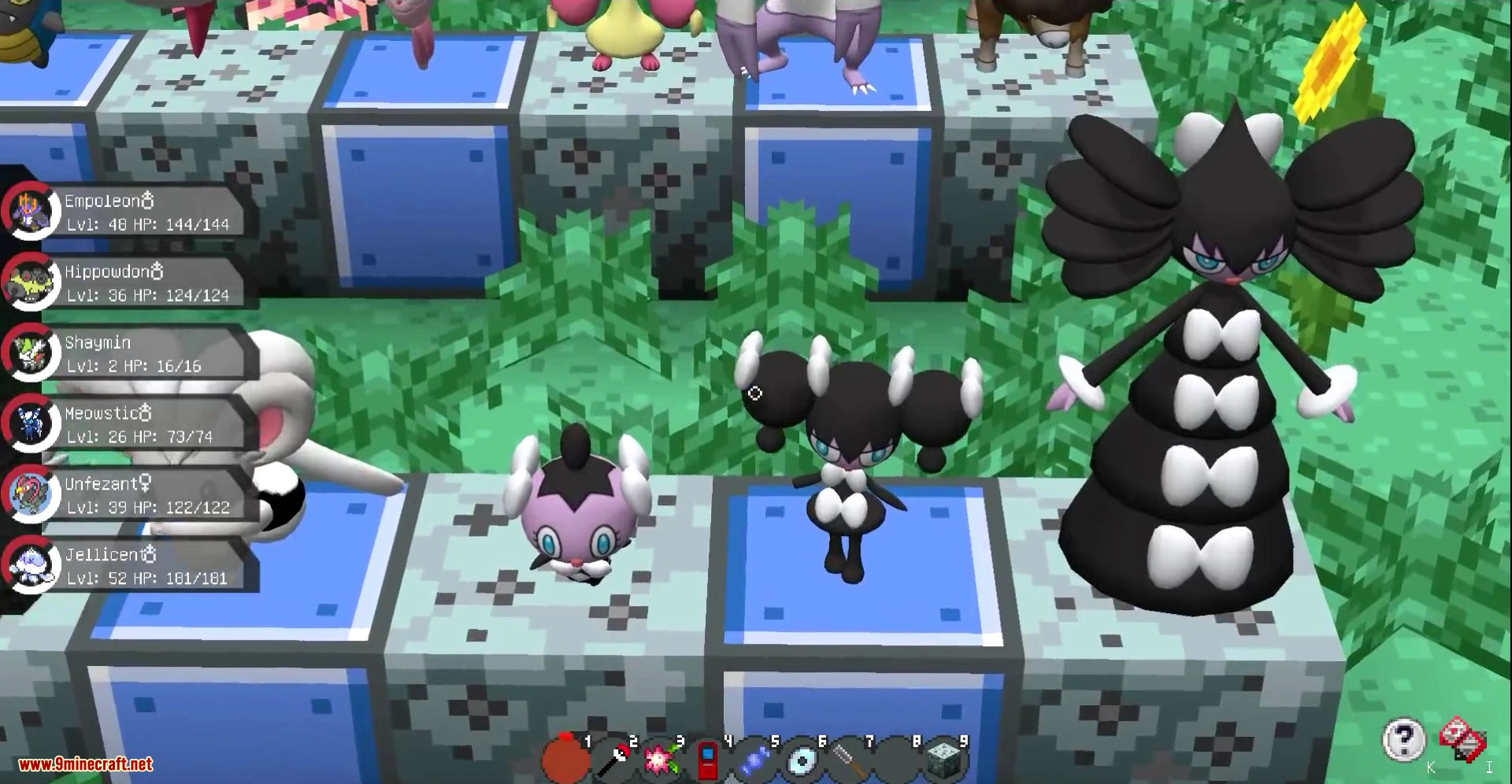 Pixelmon Mod Screenshots New 25