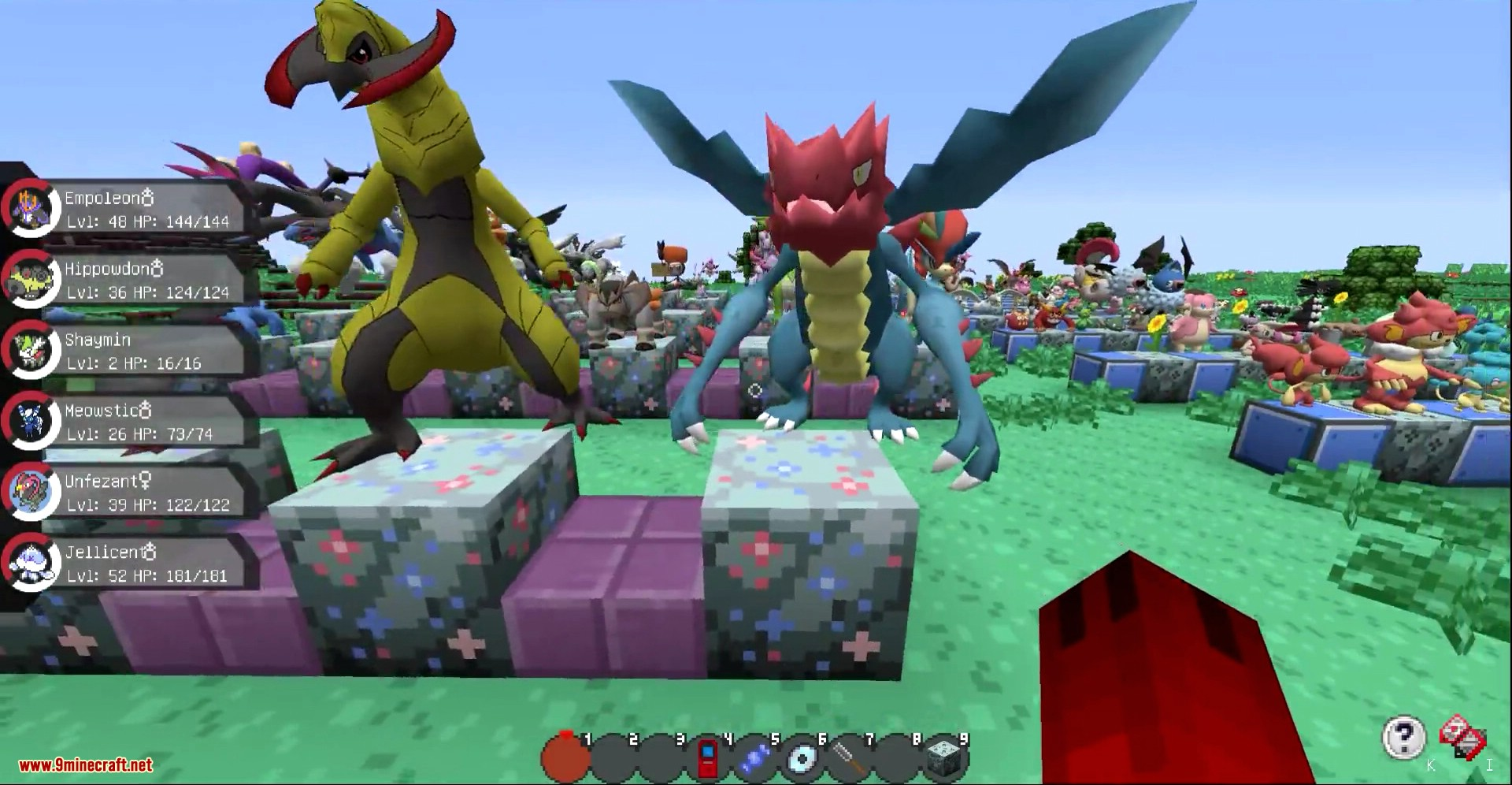 Pixelmon Mod Screenshots New 28