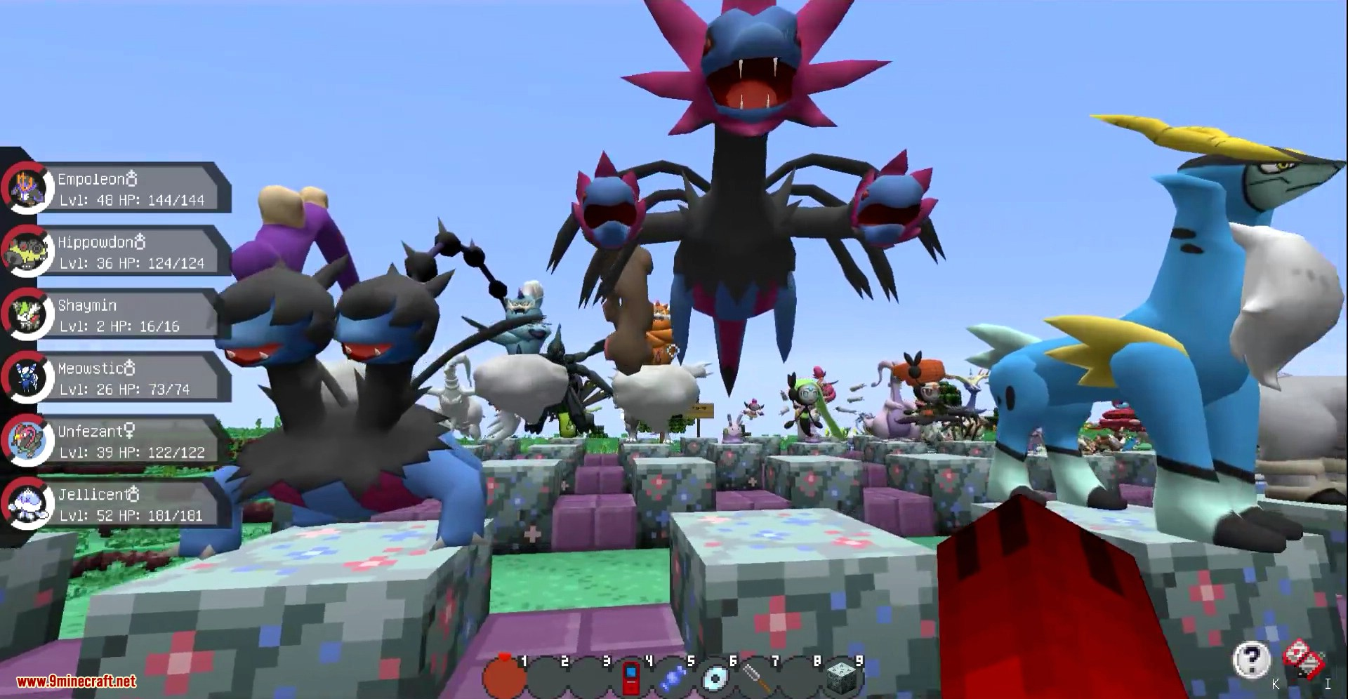 Pixelmon Mod Screenshots New 29