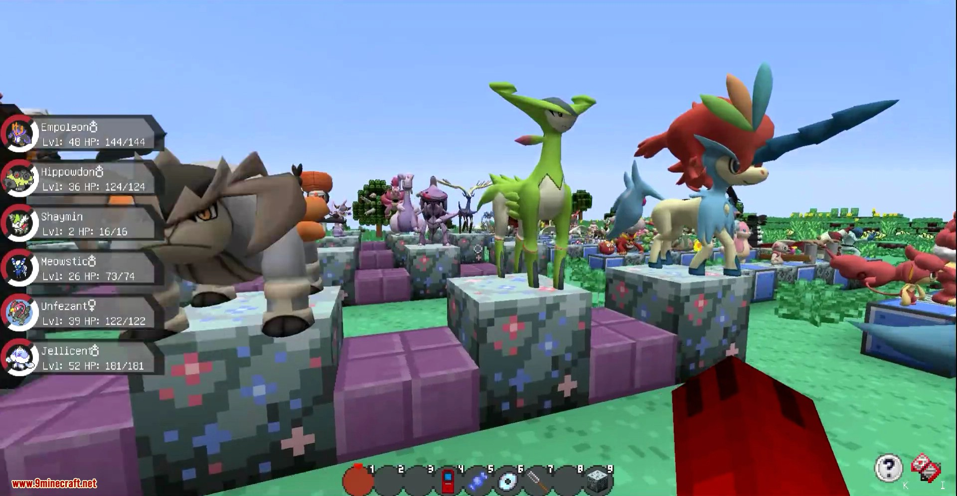 Pixelmon Mod Screenshots New 30