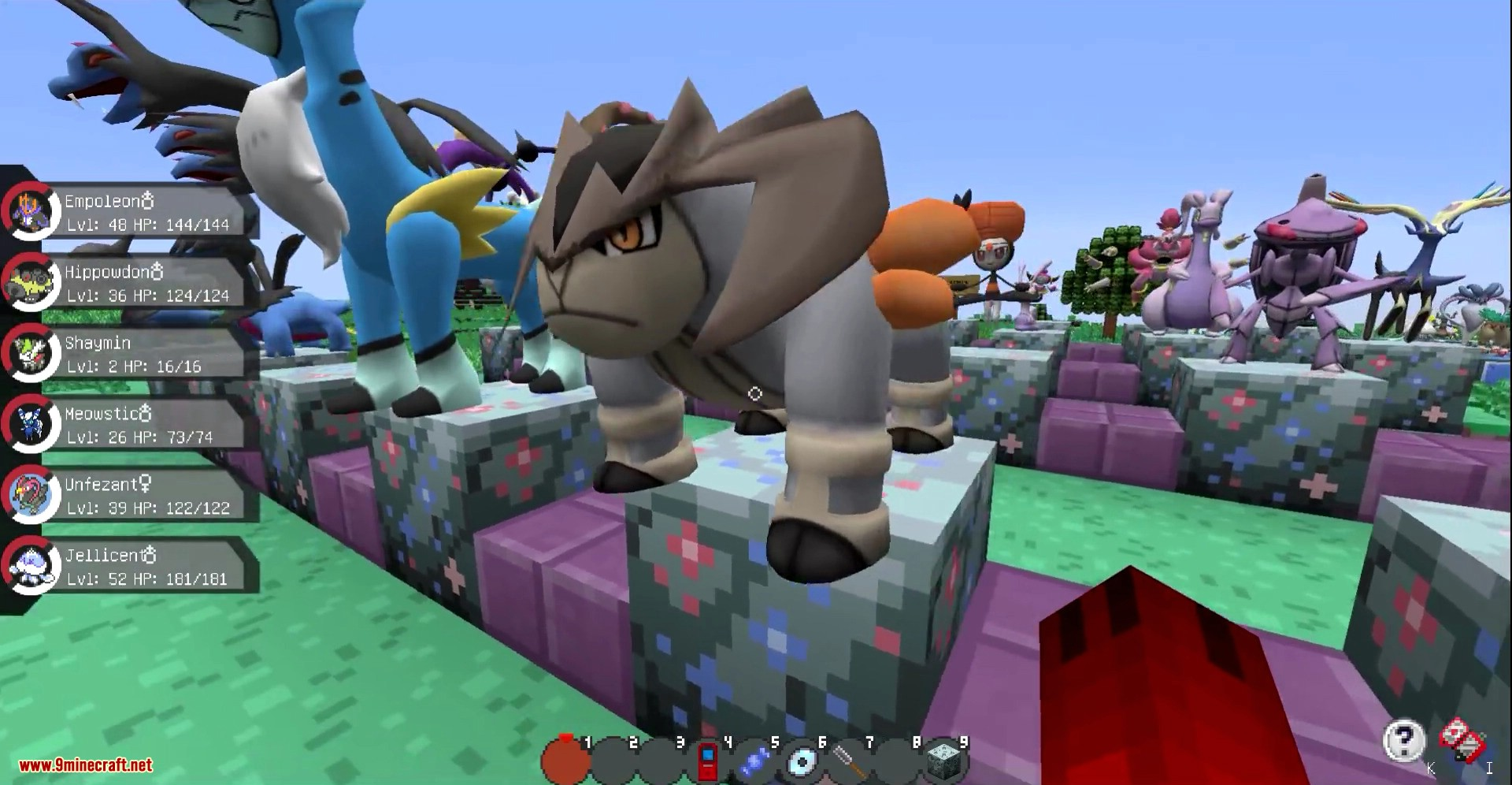 Pixelmon Mod Screenshots New 31
