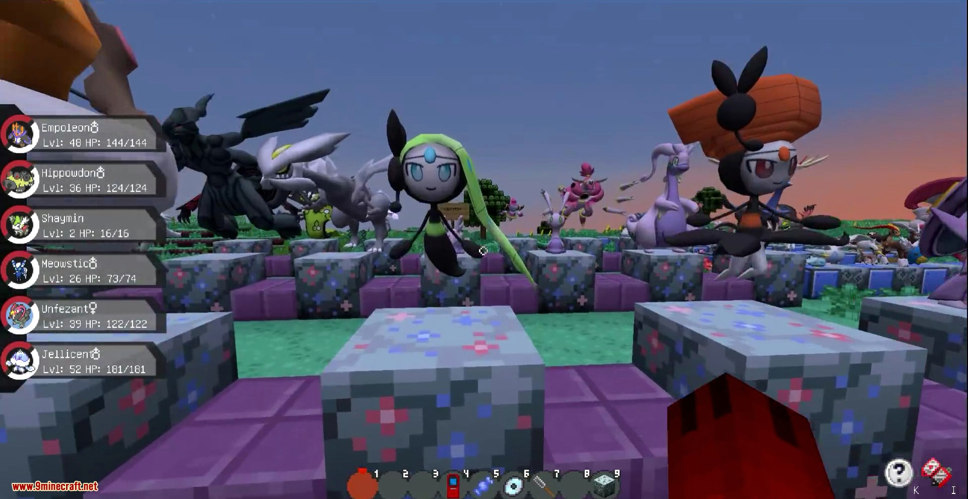 Pixelmon Mod Screenshots New 32