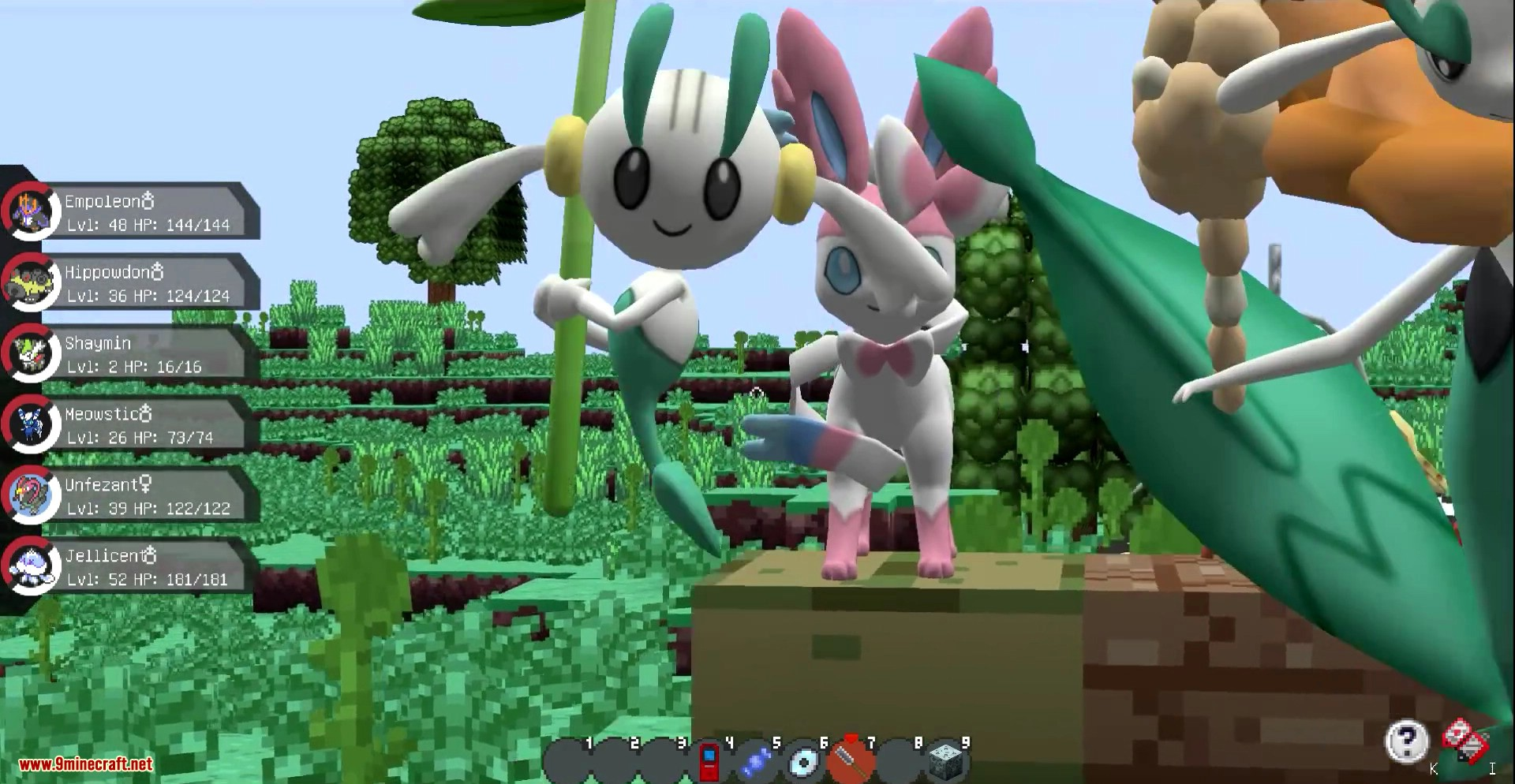 Pixelmon Mod Screenshots New 37
