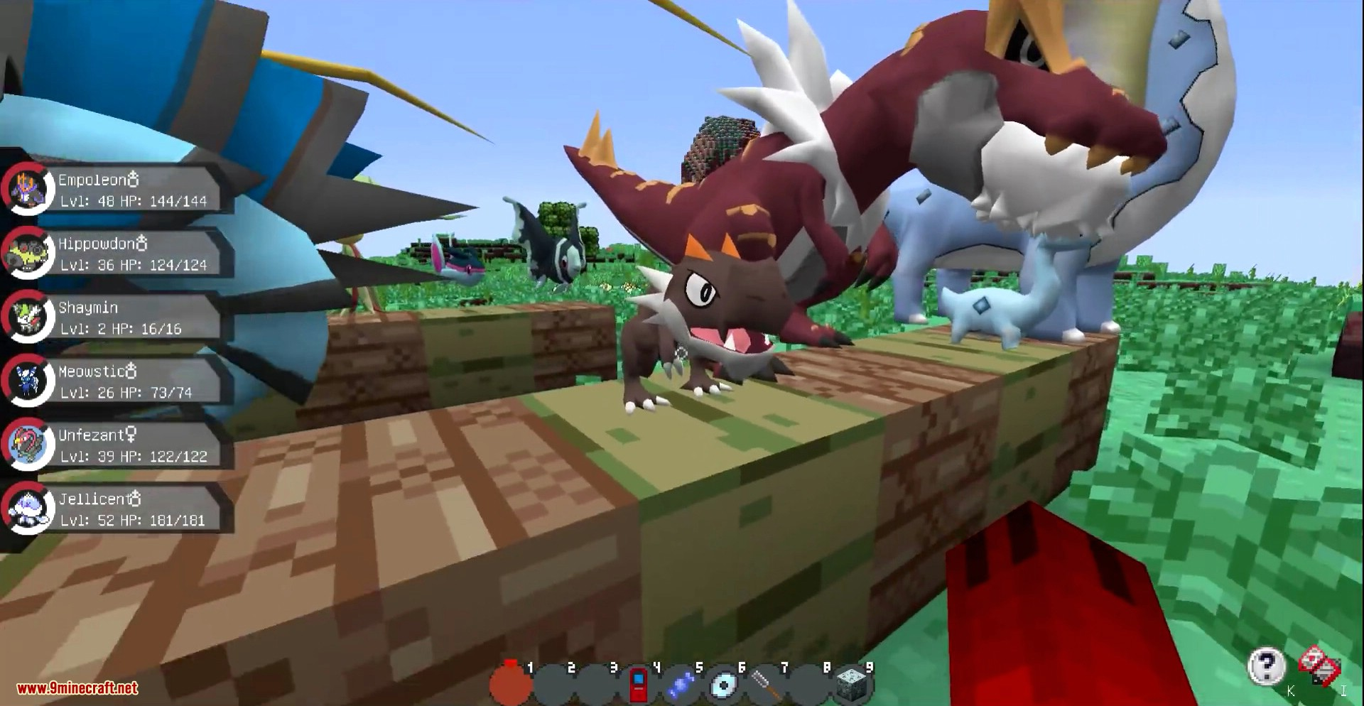 Pixelmon Mod Screenshots New 40