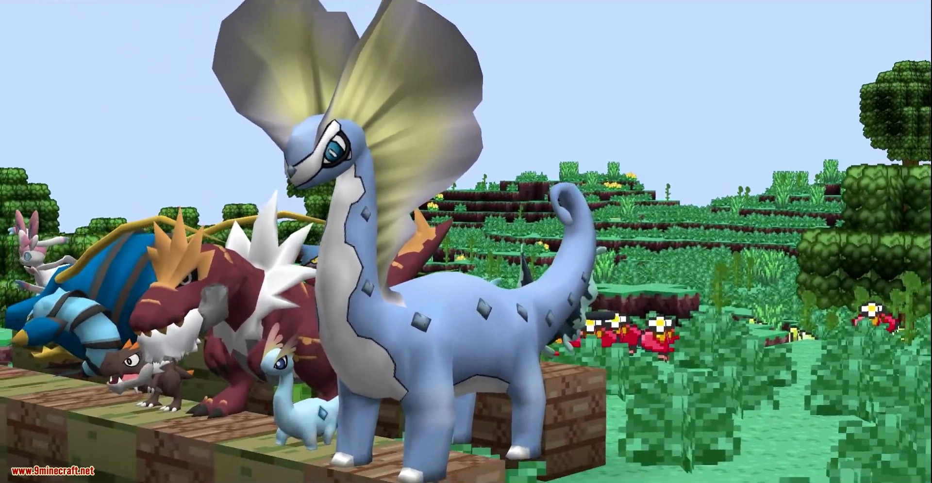 Pixelmon Mod Screenshots New 41