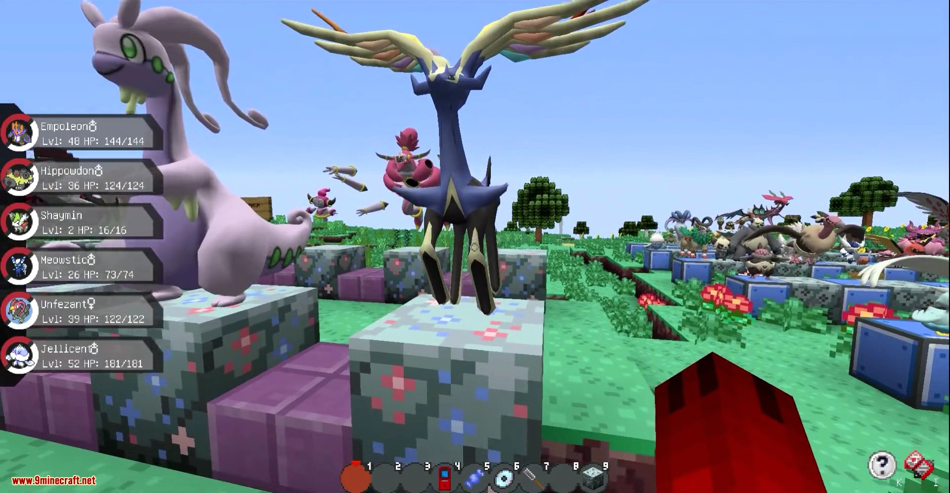 Pixelmon Mod Screenshots New 46