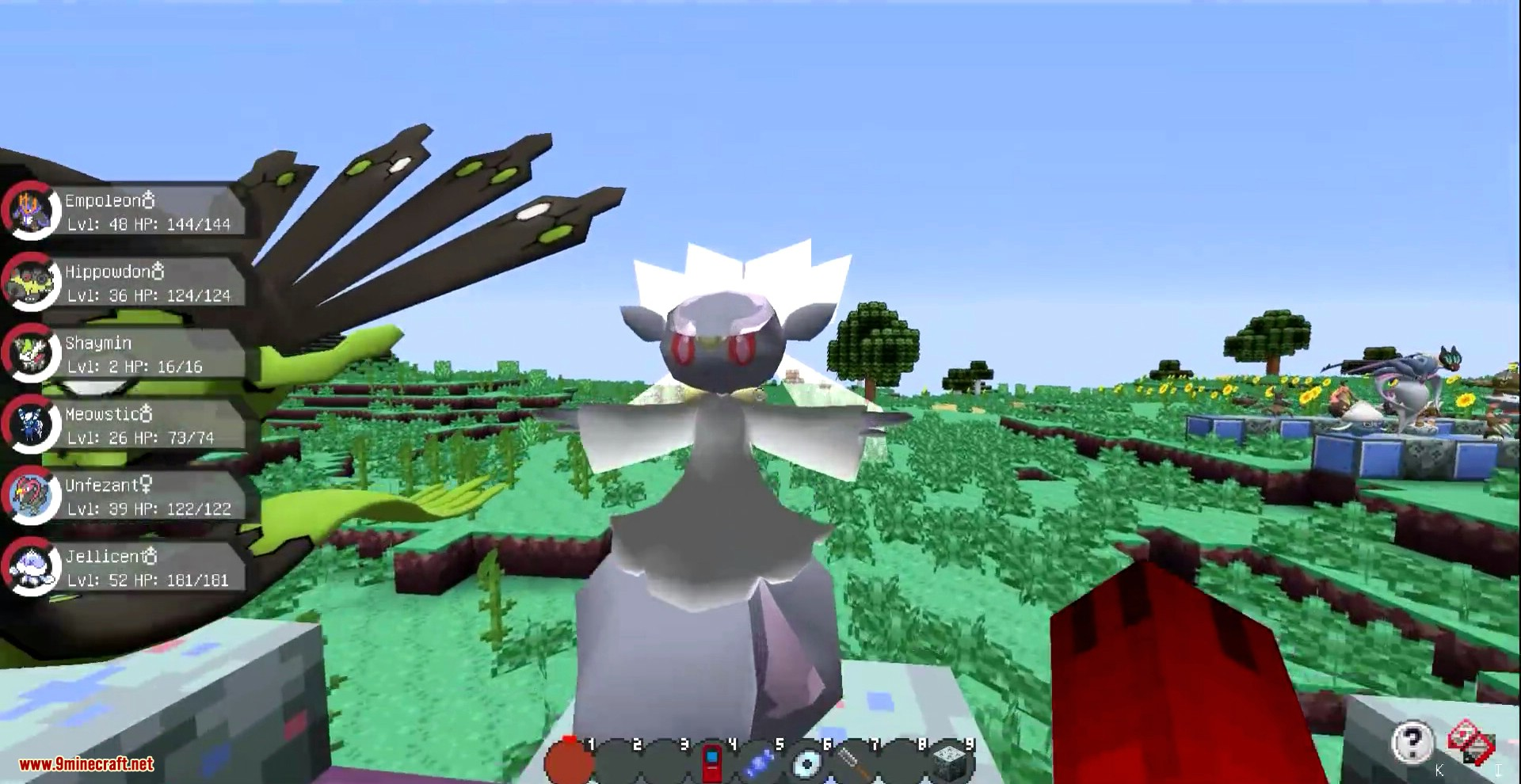 Pixelmon Mod Screenshots New 48