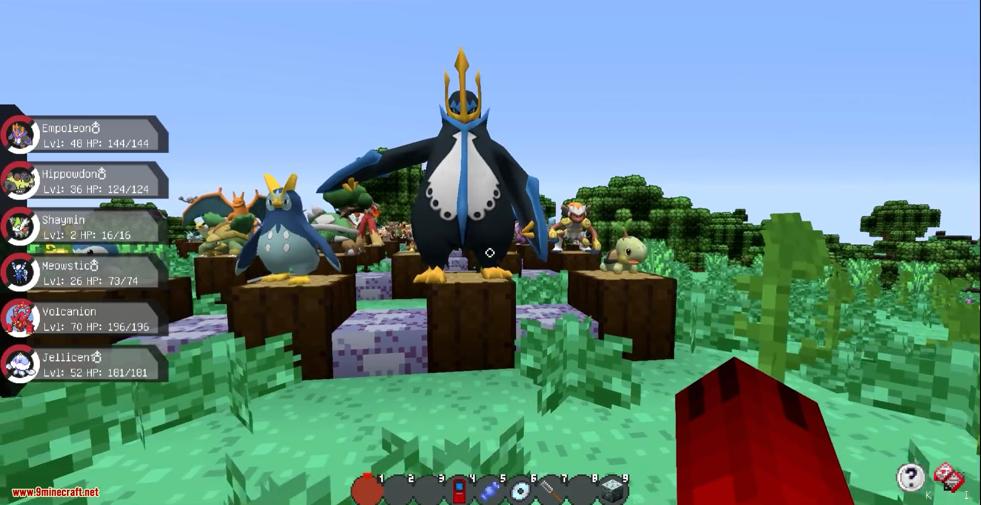 Pixelmon Mod Screenshots New 52