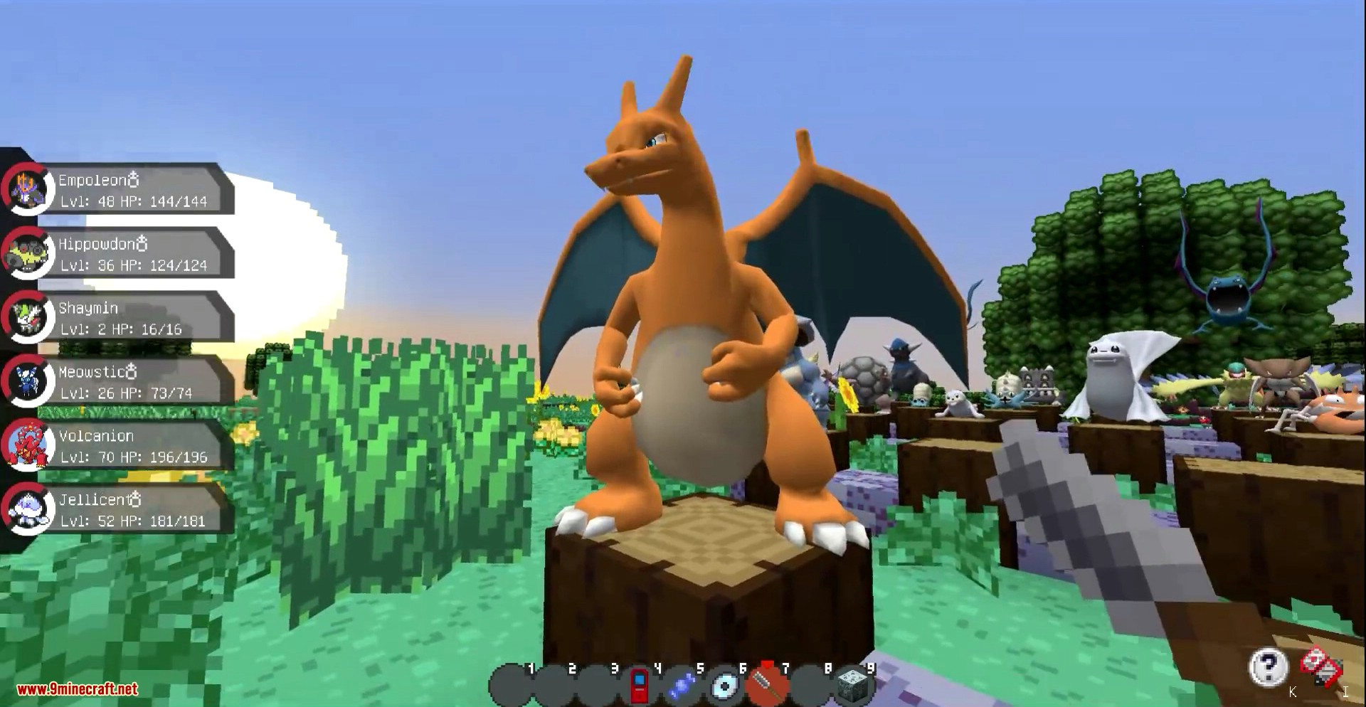 Pixelmon Mod Screenshots New 55