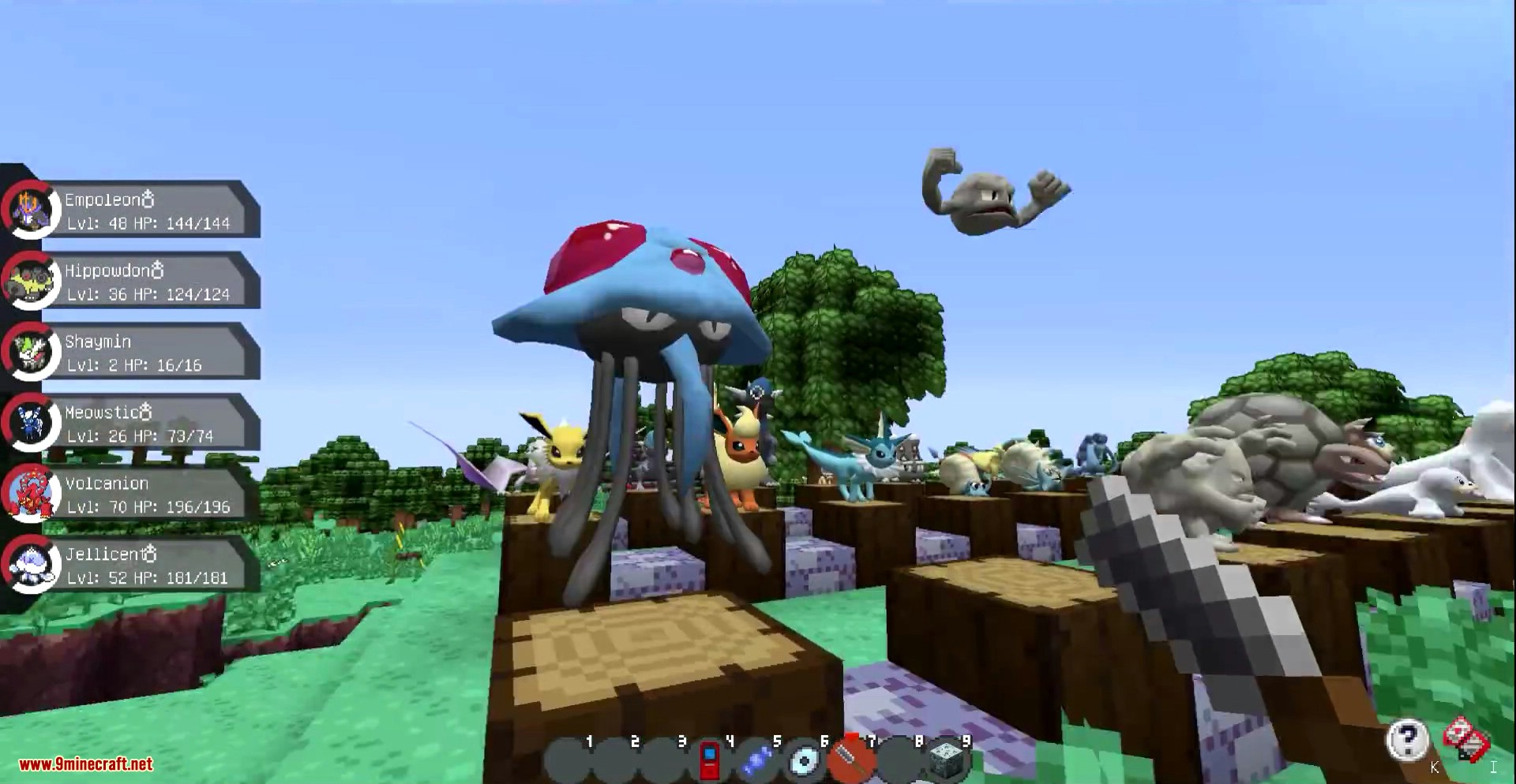 Pixelmon Mod Screenshots New 58