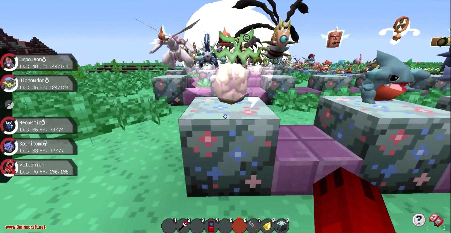 minecraft servers 1.8 9 pixelmon