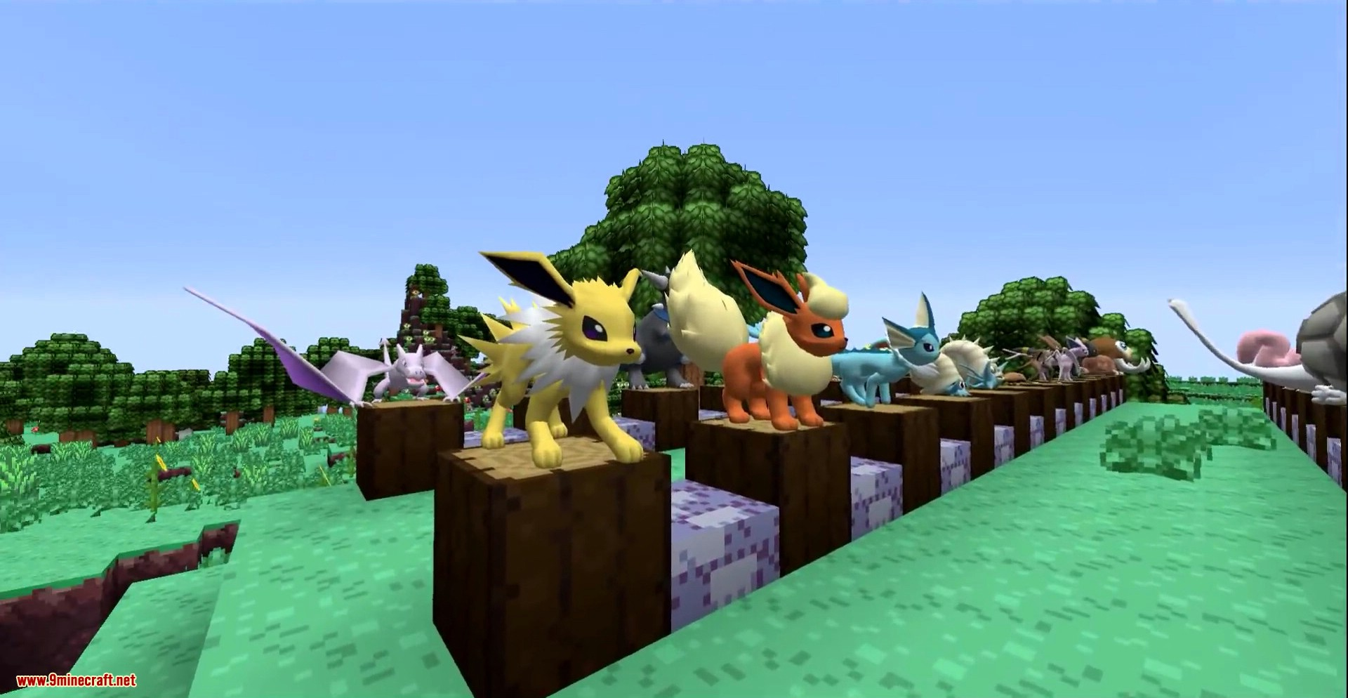 Pixelmon Mod Screenshots New 61