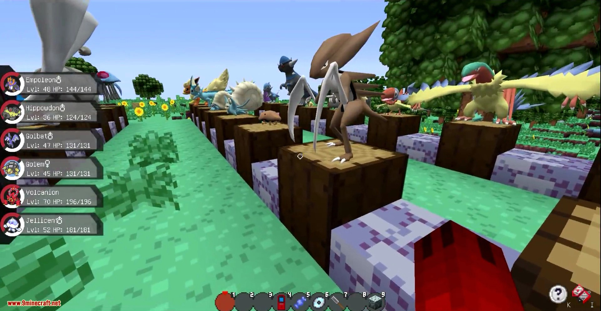 Pixelmon Mod Screenshots New 62