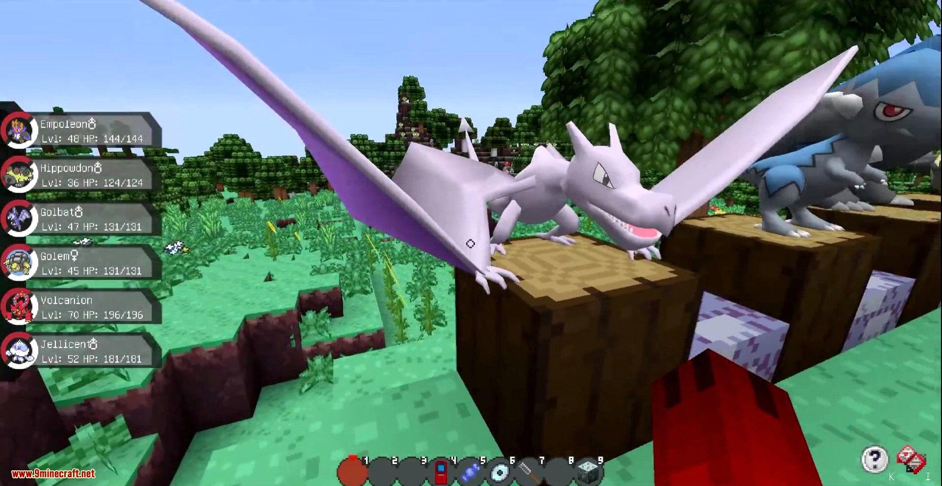 Pixelmon Mod Screenshots New 64