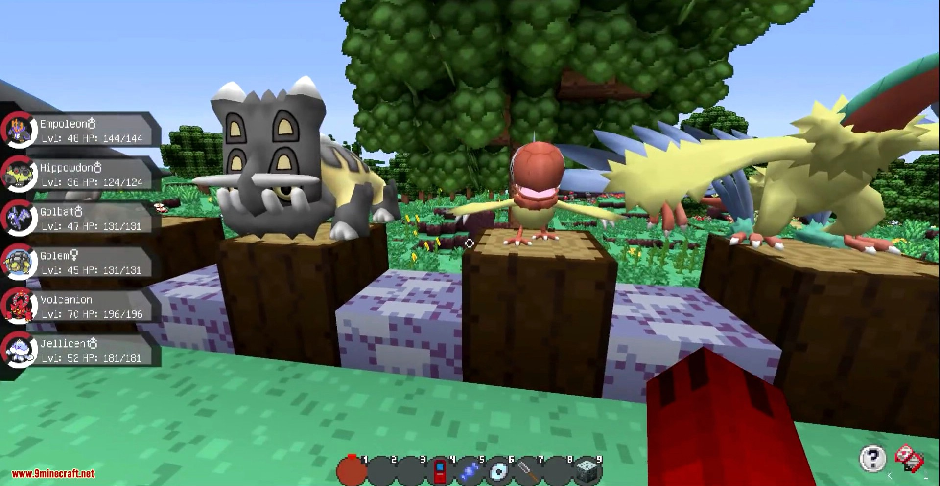 Pixelmon Mod Screenshots New 65