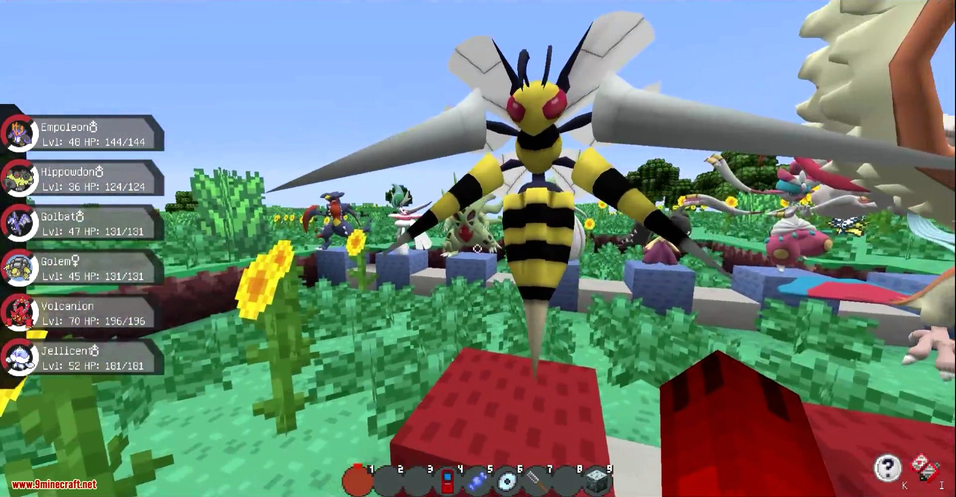 Pixelmon Mod Screenshots New 67