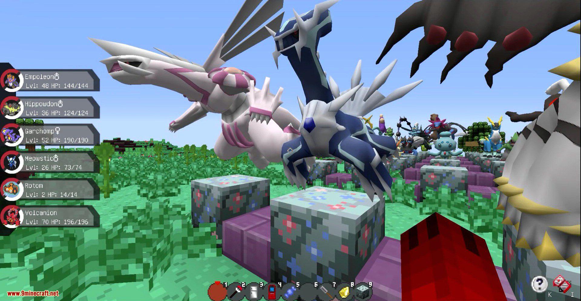 Pixelmon Mod Screenshots New 8