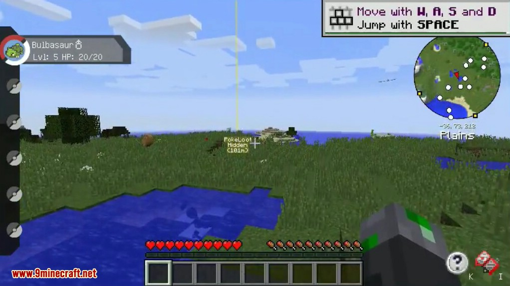PokeRadar Mod Screenshots 4