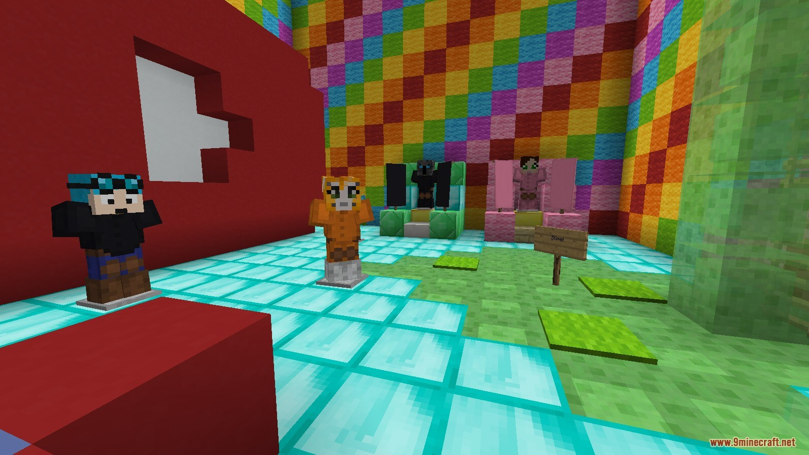 PopularMMOs Find The Button Map Screenshots (13)