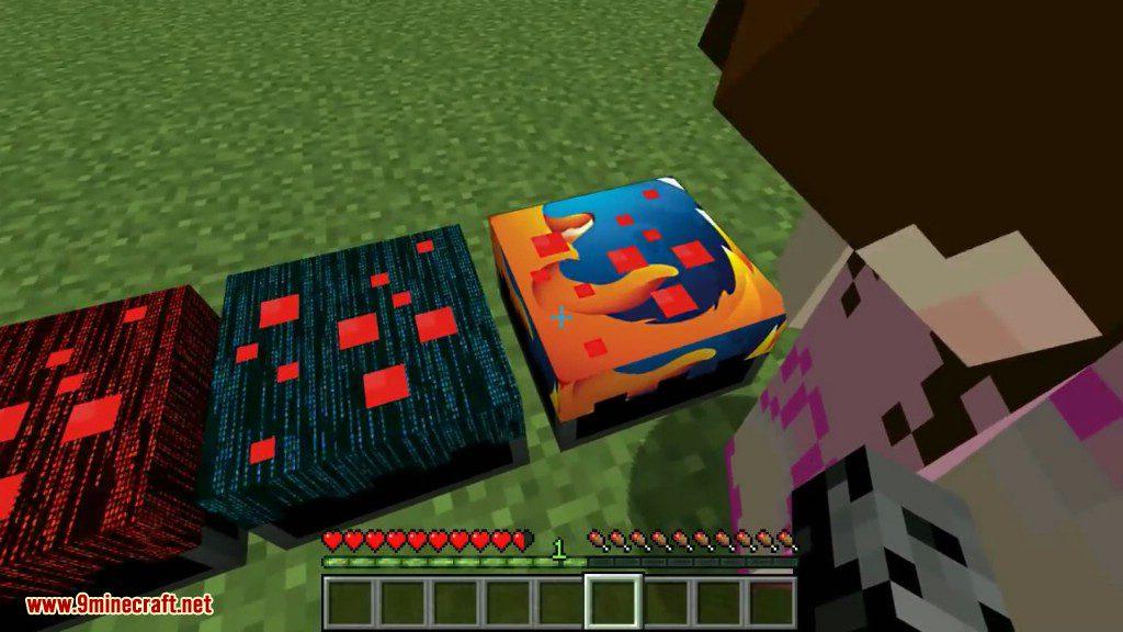 Programs Lucky Block Mod Screenshots 1