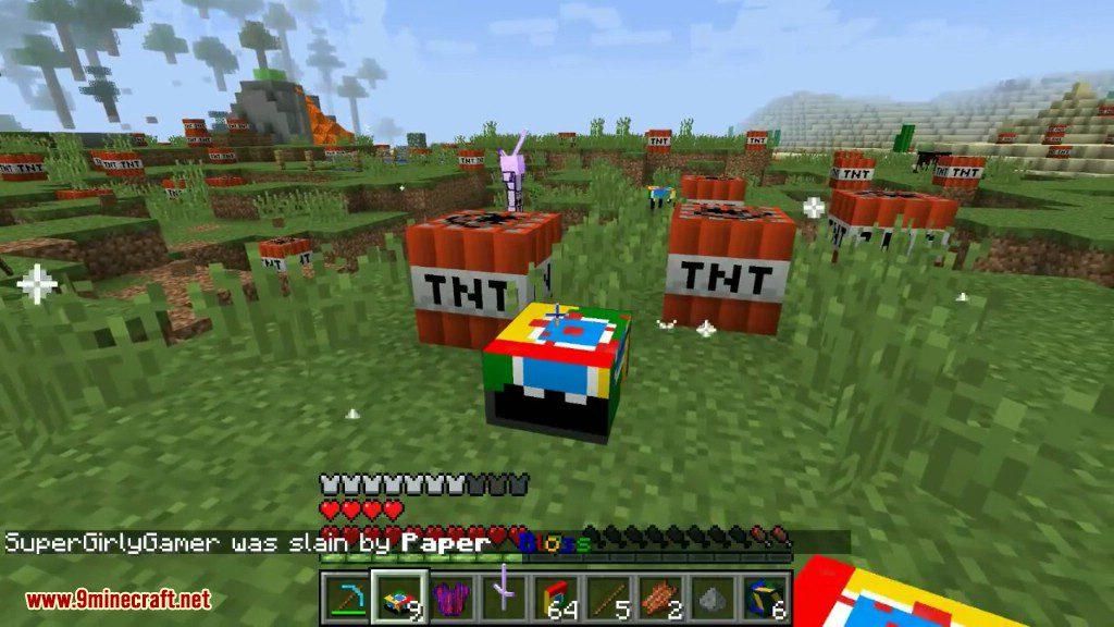 Programs Lucky Block Mod Screenshots 15