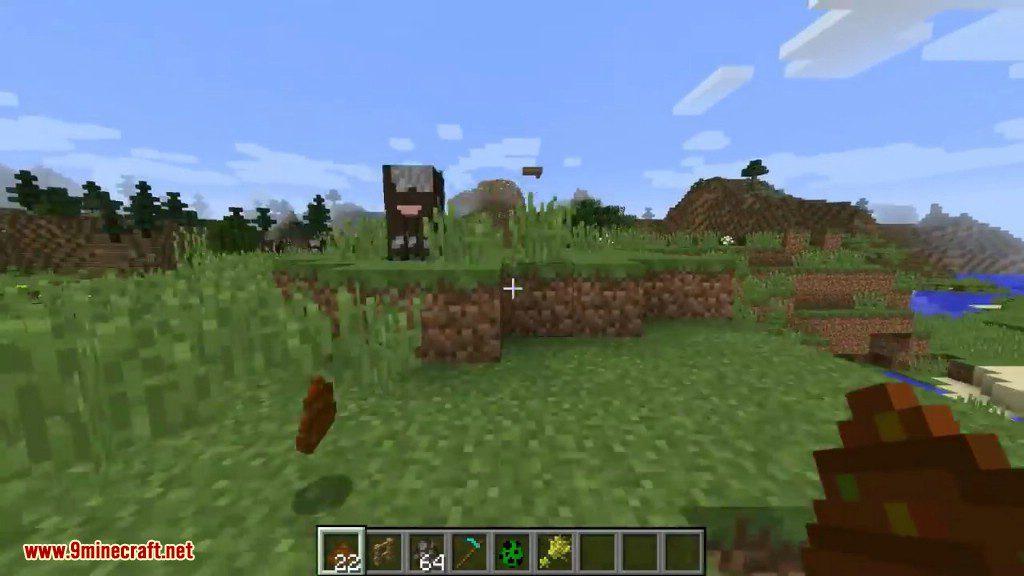 Seeds Hidden in Things Mod Screenshots 4
