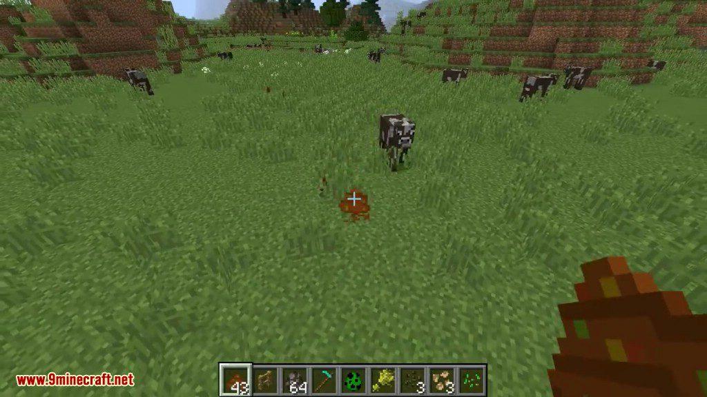 Seeds Hidden in Things Mod Screenshots 9