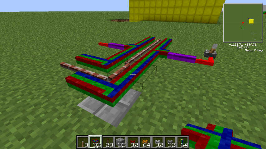 SimpleLogic Wires mod for minecraft 08