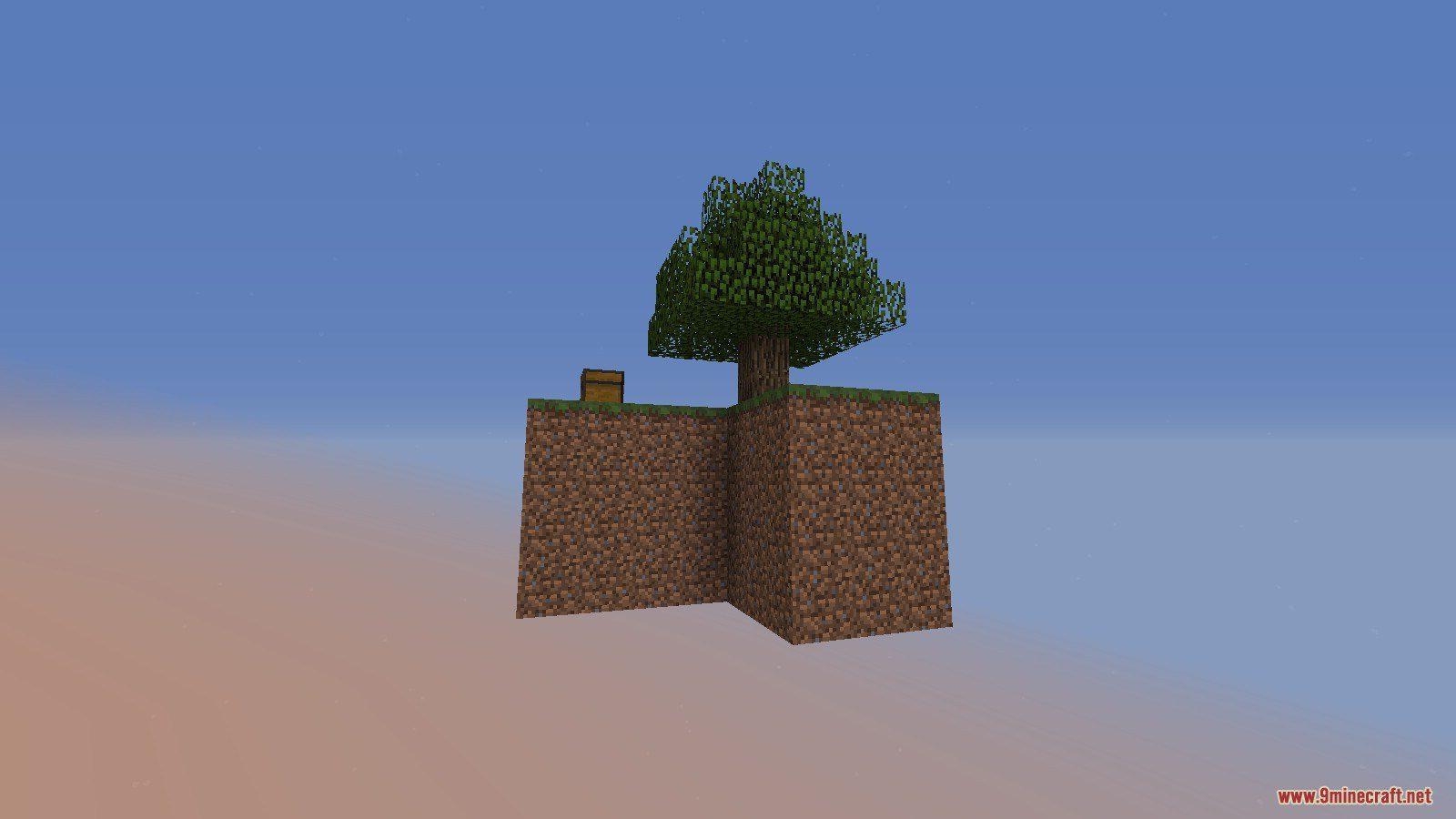 SkyBlock Plus Map 10.103 for Minecraft - 10Minecraft.Net